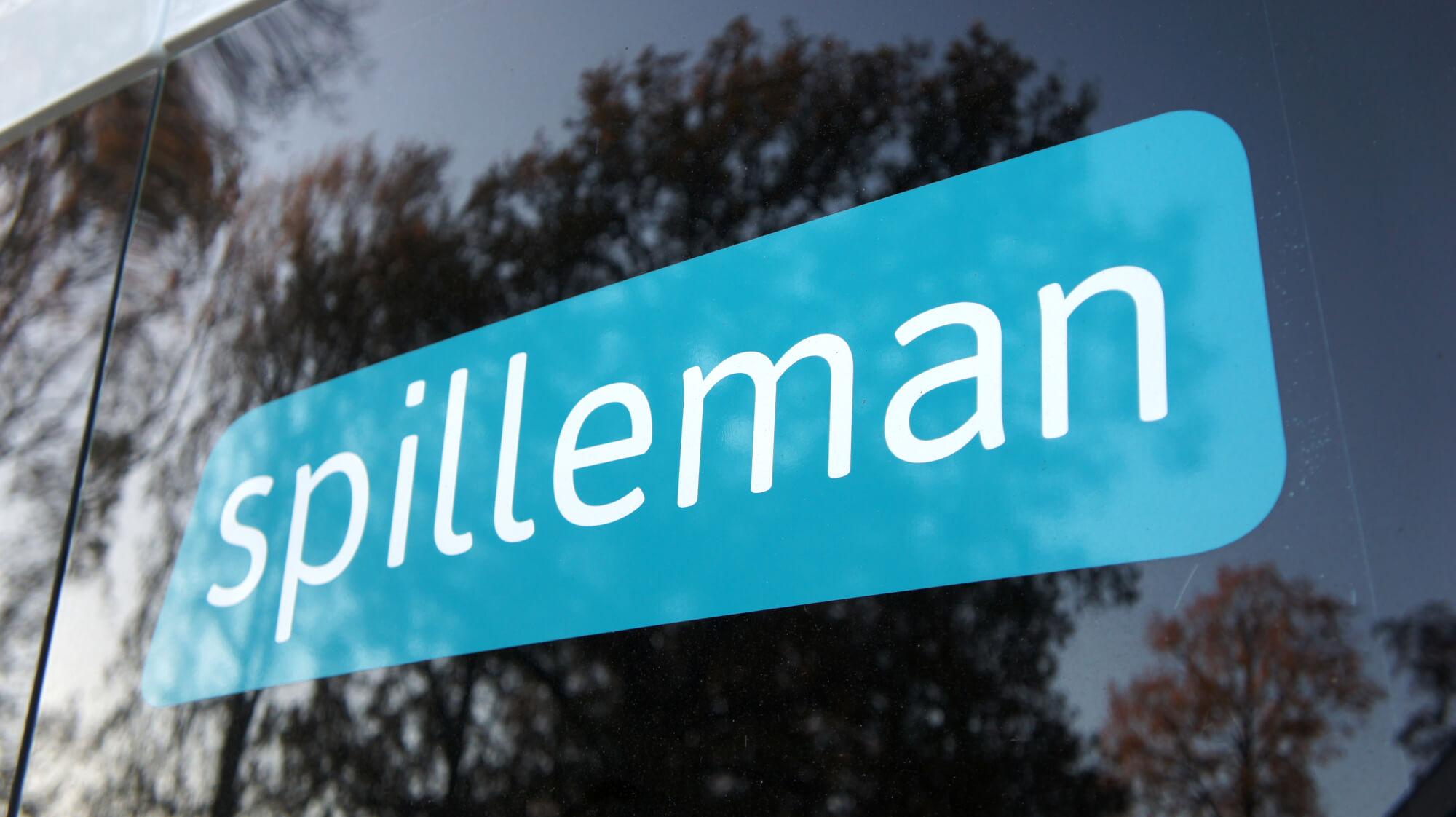 Spilleman logo